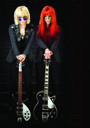 MonaLisa Twins Spectacle Guitars