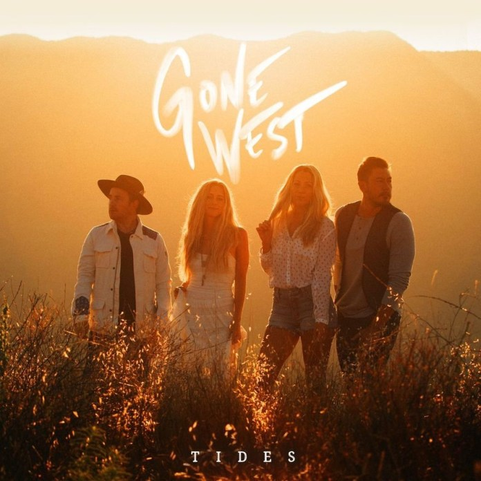gone west tides ep cover