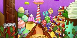shonen knife sweet candy album cover