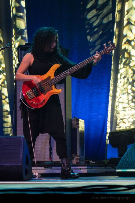 The Woman's Touch: Leaving a feminine mark on the bass