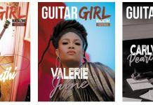 womens magazine cover
