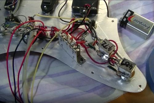 small resolution of crazy wiring