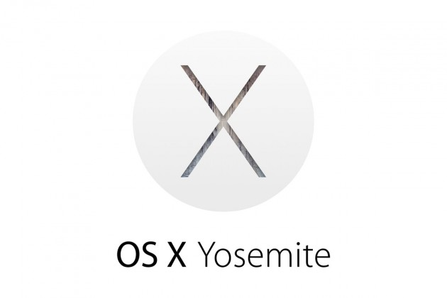 Mac OS X 10.10 Now Available
