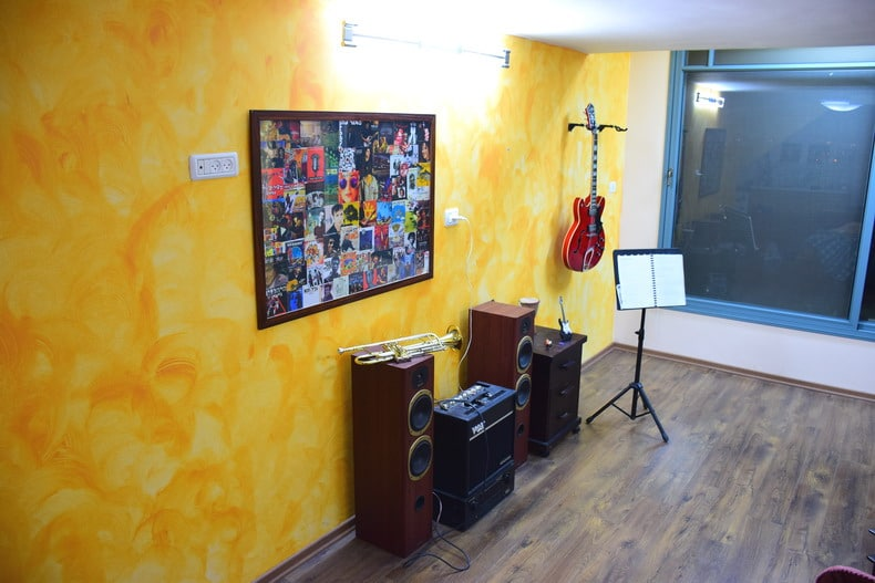 Music Room Design 11 Ways To Design A Cool Music Room