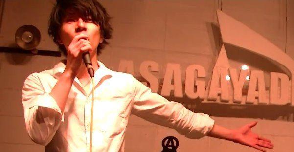 シンガーソングライターもりもりのライブ