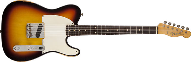 Fender 1959 Relic Esquire