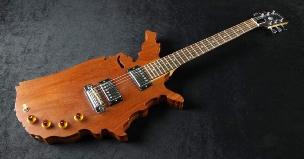 Gibson Map, uma guitarra estranha