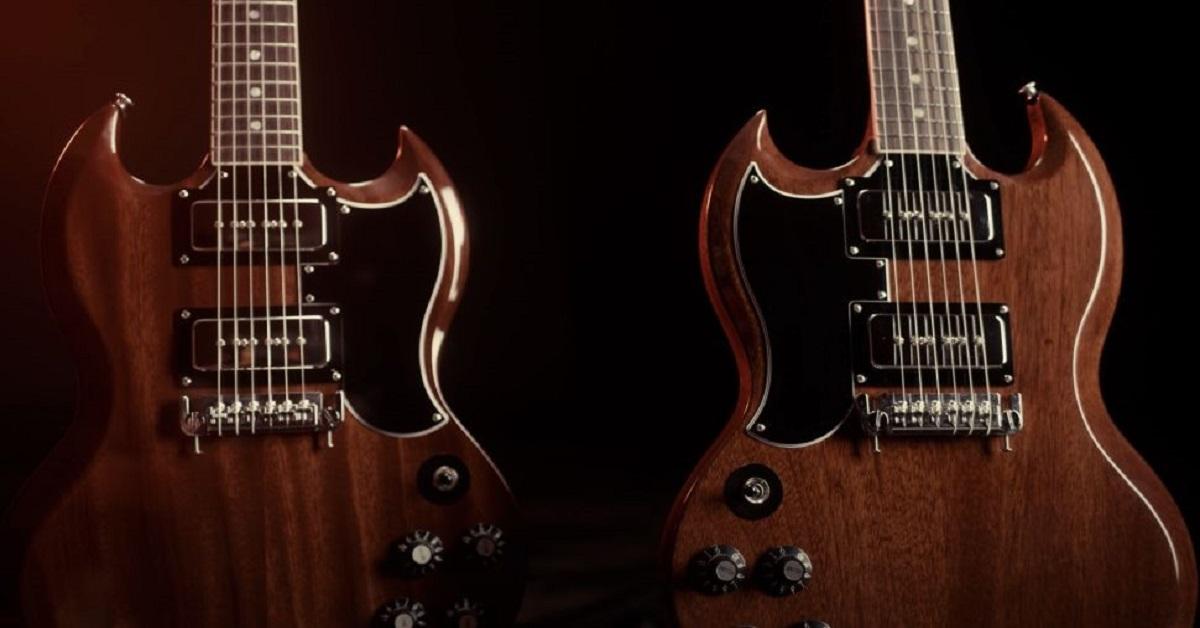 Gibson Tony Iommi