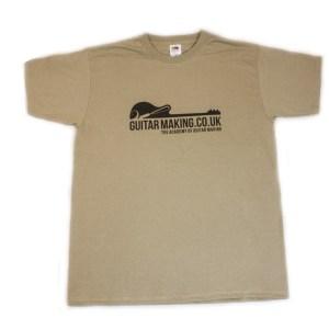 GM T-Shirt (Khaki)
