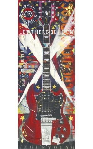 Angus Young Guitar Gibson SG