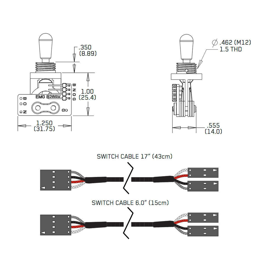Emg Solderless 5 Way Switch Wiring Diagram EMG Wiring Jack