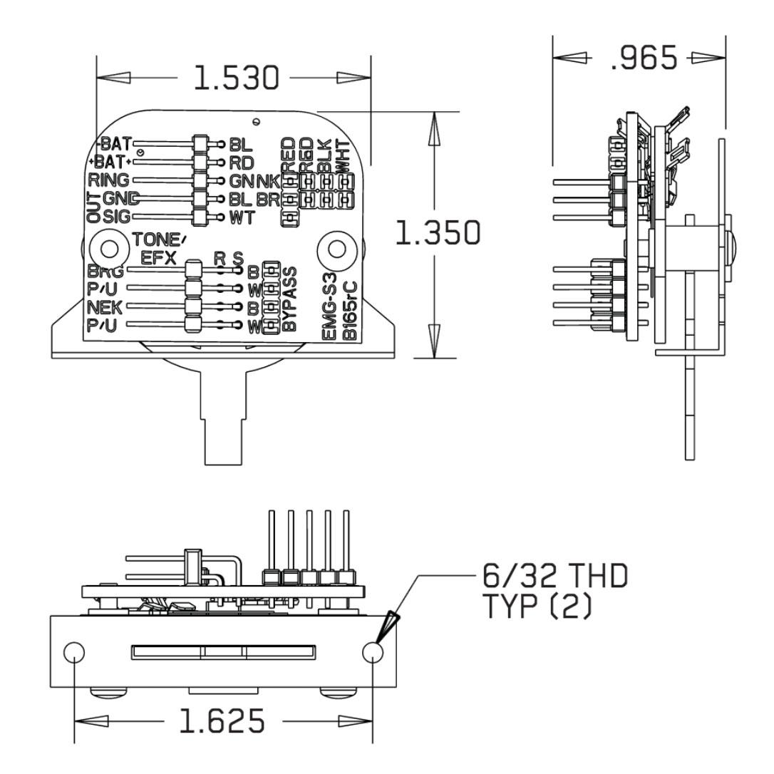 emg pickups strat switch wiring diagram