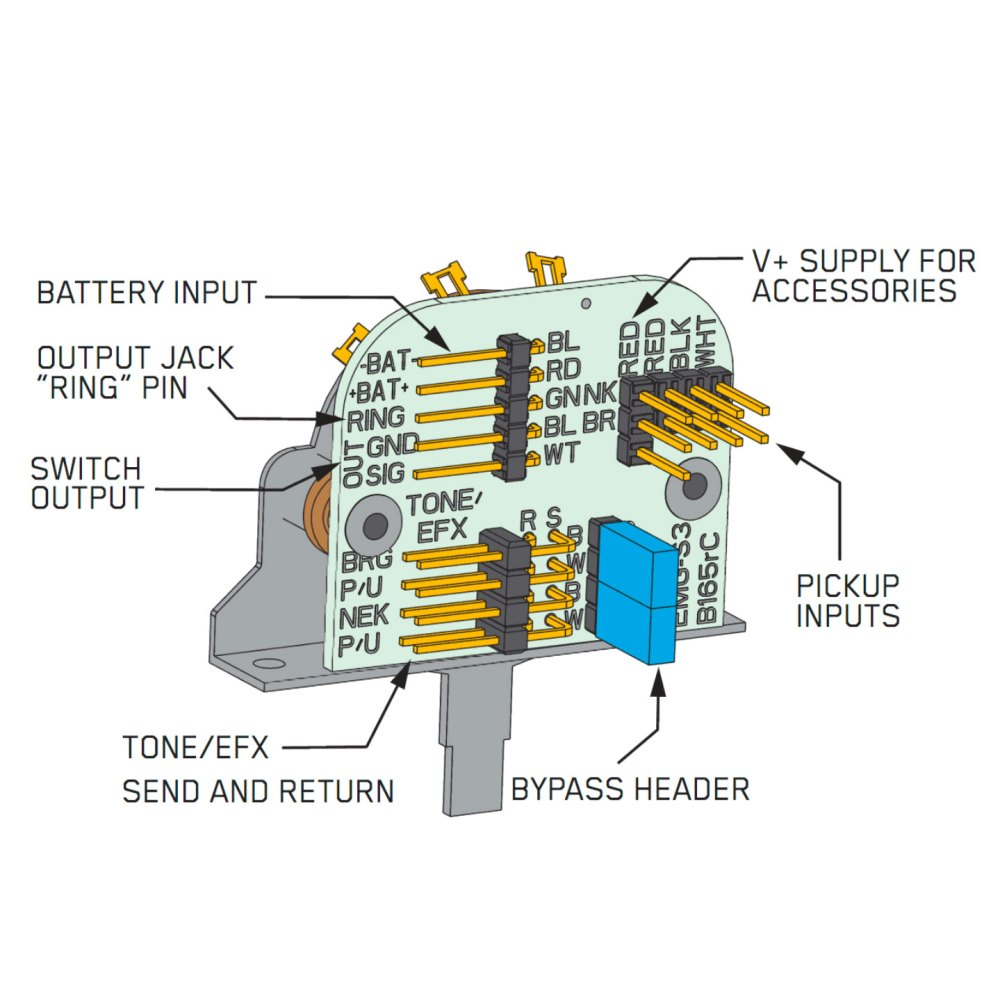 medium resolution of emg wiring diagram 3 way toggle switch wiring library 4 way switch wiring diagram residential