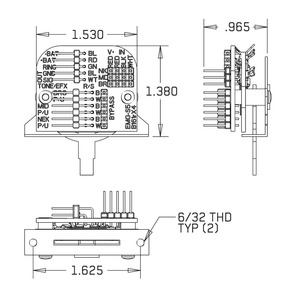 hight resolution of solderless guitar wiring harness hdcustom solderless wiring harnessemg solderless wiring diagram imageresizertool