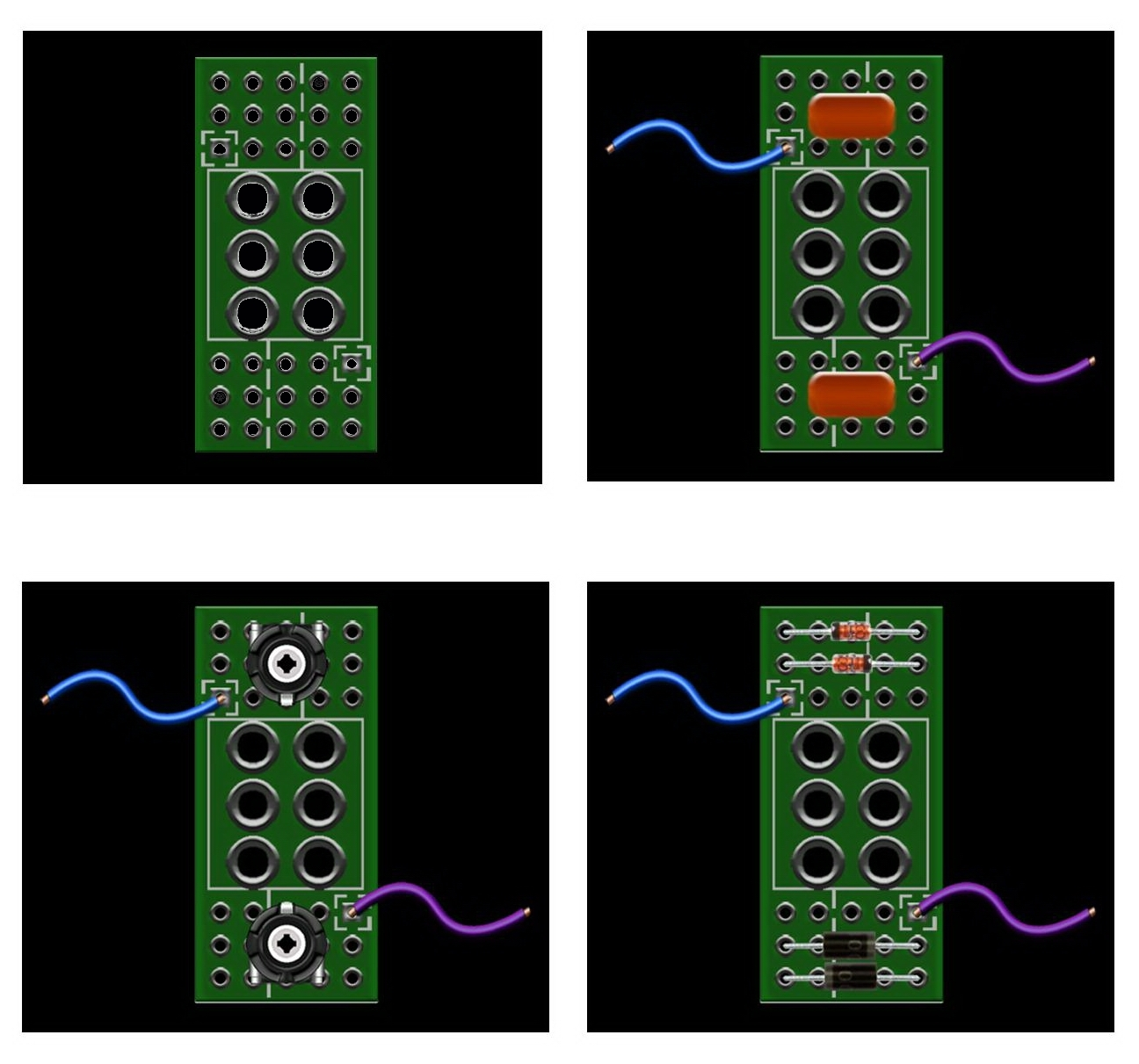 hight resolution of dpdt wiring board