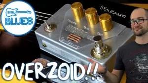 SviSound OverZoid Pedal