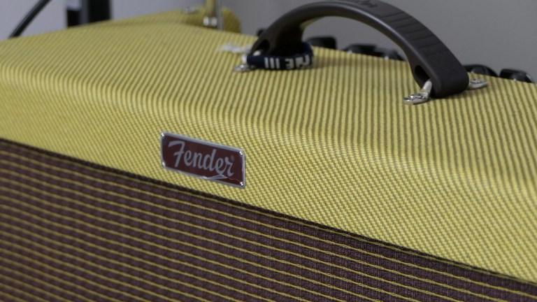 Fender Blues Deluxe Guitar Amplifier