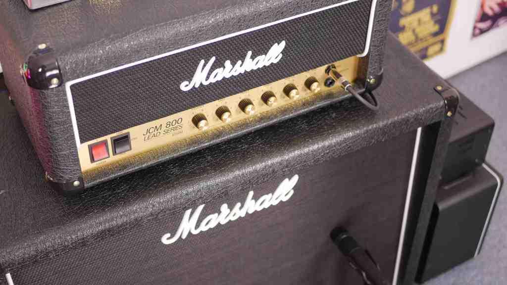 Marshall JCM800 Studio Classic P1010422