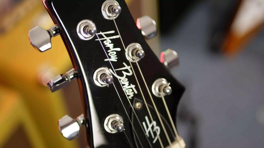 Harley Benton CST-24 Electric Guitar