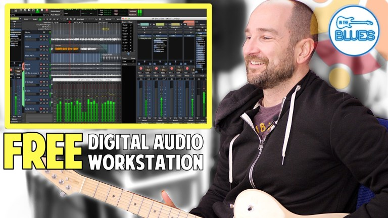 Linux Software for DAW recording