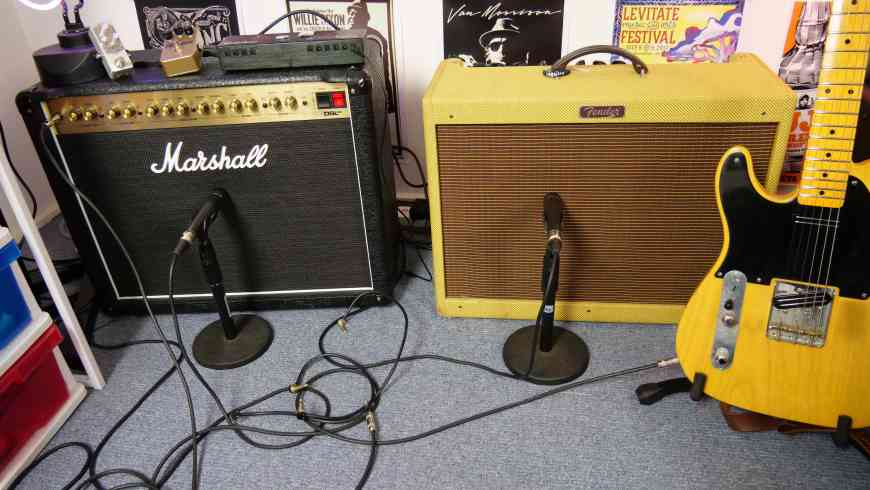 Marshall vs Fender - Pedal Platform Amplifier Comparison
