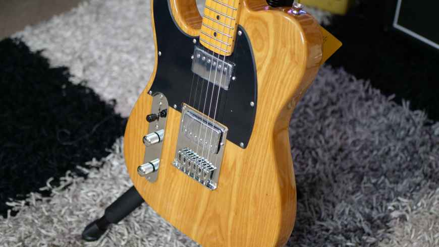 Artist Guitar TC59 Telecaster Fit & Finish