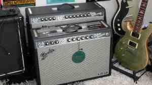 Fender Tone Master Deluxe Reverb vs Twin Reverb