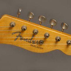 Telecaster Wiring Modern Und Vintage Electromechanical Relay Diagram Fender Custom Shop Telecaster® 1952 Heavy Relic® Butterscotch Blond | Customshop ...