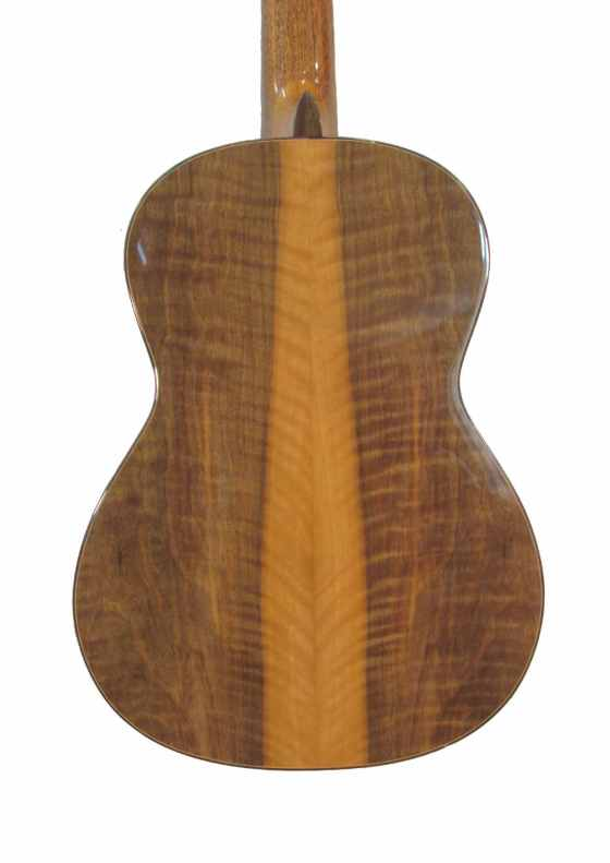 Guitarra Bitar Nogal Fondo
