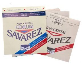 Savarez Corum New Cristal 500CRJ