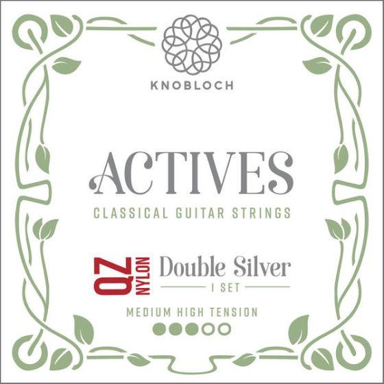Knobloch Double Silver Nylon QZ 400ADQ