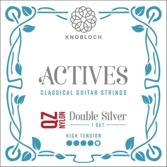 Knobloch Double Silver Nylon QZ 500ADQ
