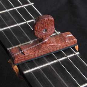 Cejilla flamenca de Pearl wood