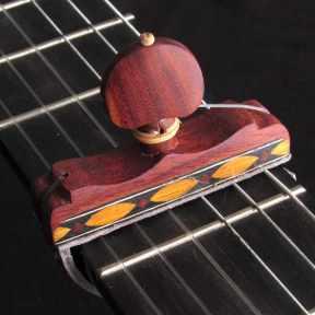 Cejilla de madera