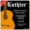 Luthier 40 Concert Gold