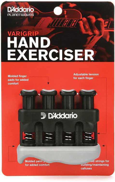Hand Exerciser Varigrip D'Addario