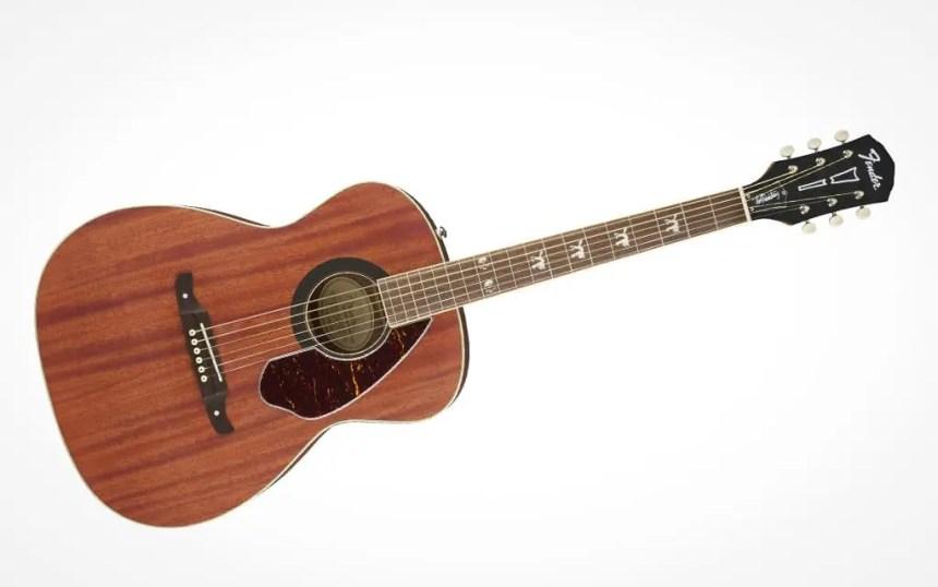 Fender Tim Armstrong Hellcat guitarra acustica