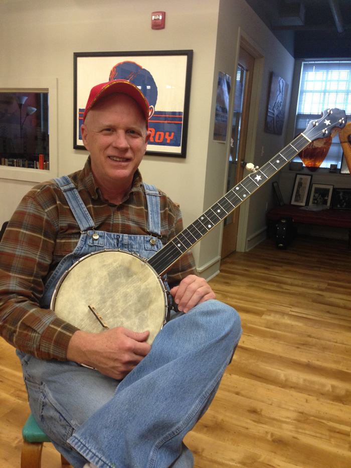 Banjos Owned and Used By Mike Snider  Gruhn Guitars