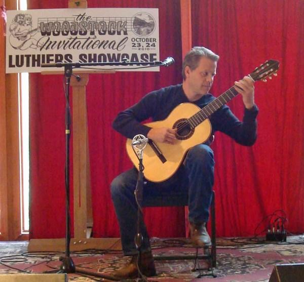 Guitars David Laplante