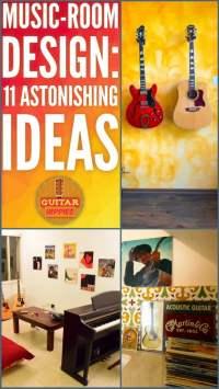 Music Room Design! 11 Ways To Design An Astonishing Room
