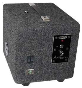 AxeTrak Pro Isolation Cabinet for Guitar