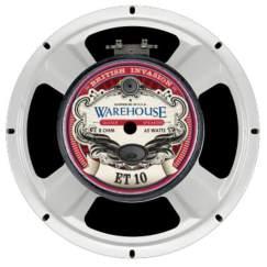 WGS ET10 10 Speaker