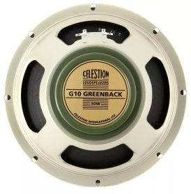 Celestion Greenback for a Fender Princeton Reverb