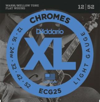 D'Addario Electric Guitar ECG Front
