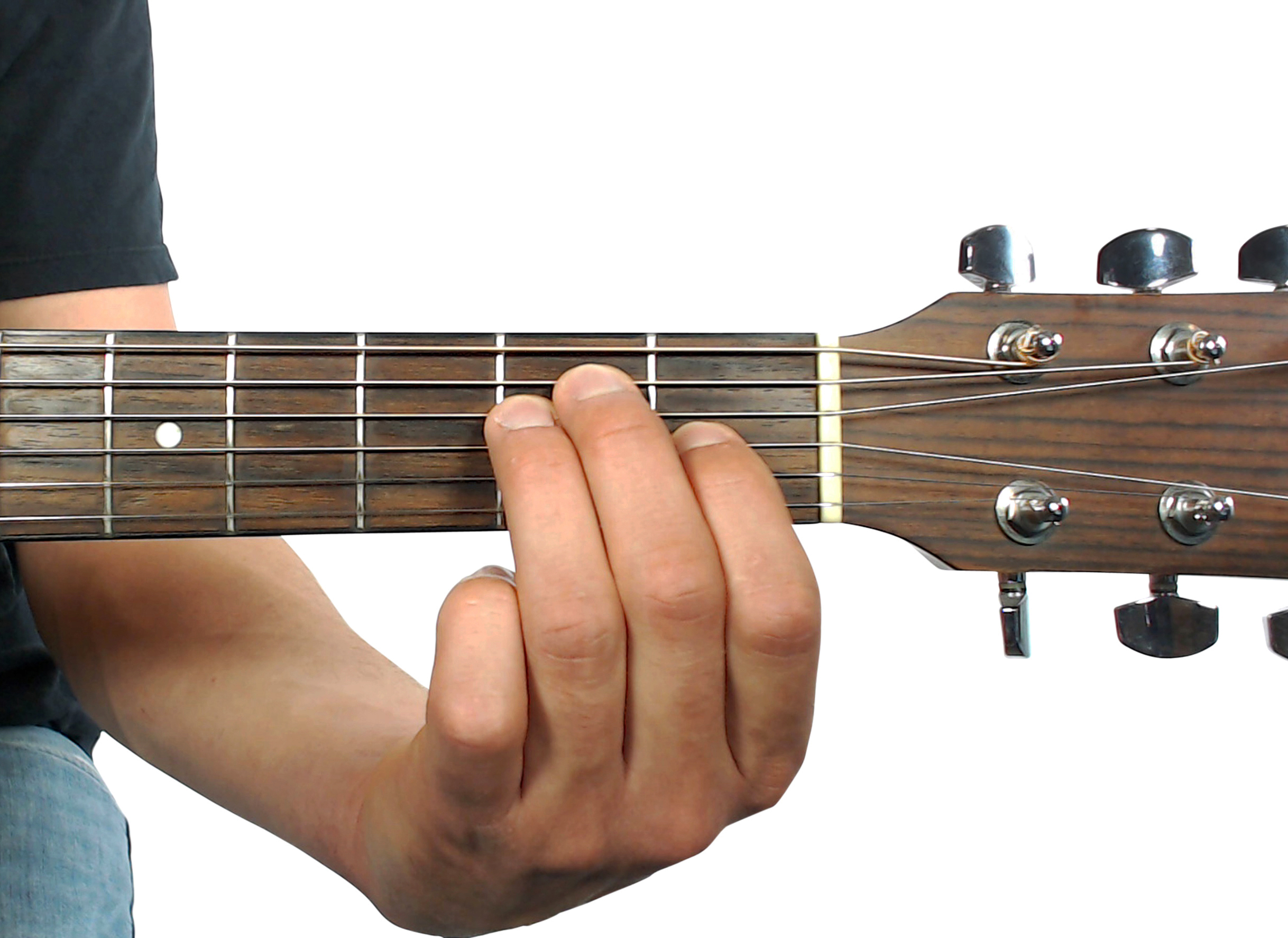 How To Play The E Major Guitar Chord Beginner Lesson