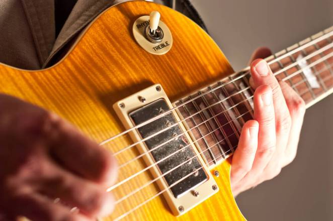 The Riff and the Lick