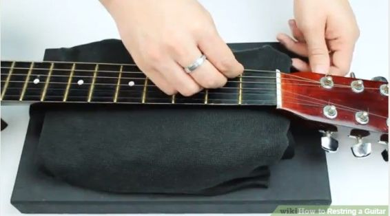 Loosening the Tension of the Strings