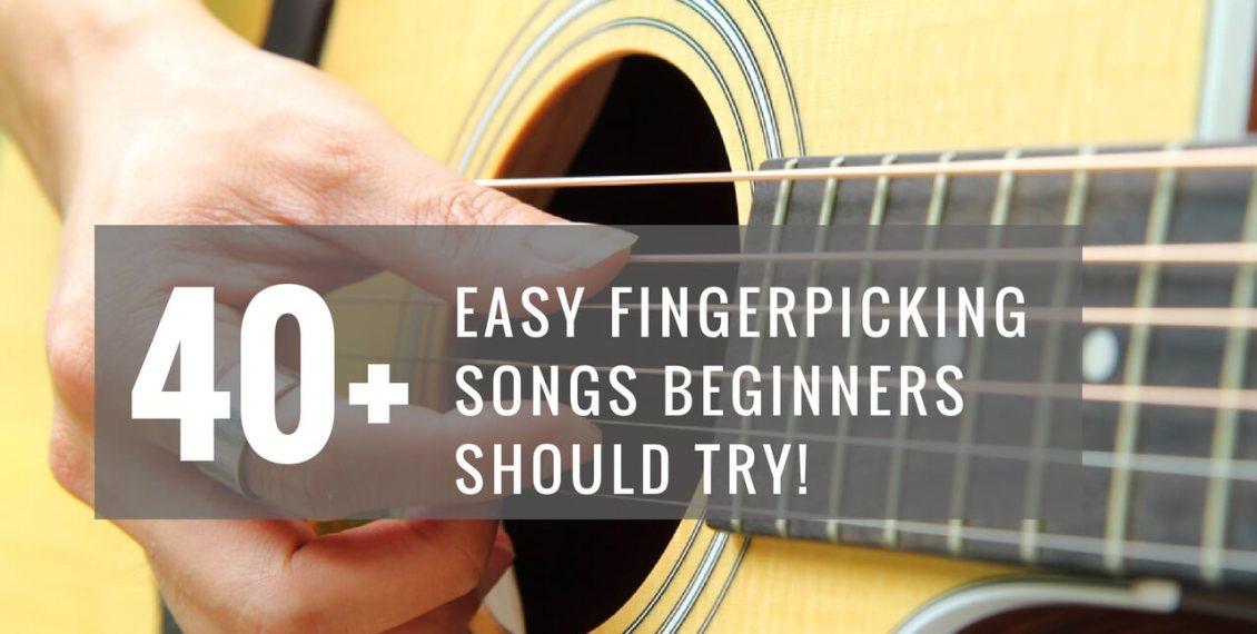 easy fingerpicking songs
