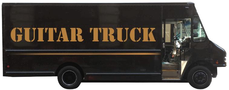 Guitar Truck
