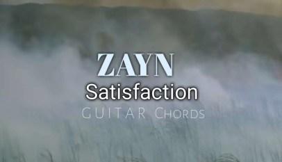 Zayn: Stand Still Chords - GuitarTwitt